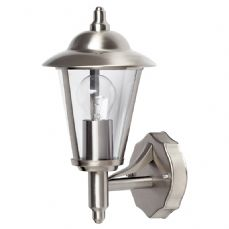 Endon Lighting Stainless Steel Outdoor Wall Lantern- YG-862-SS